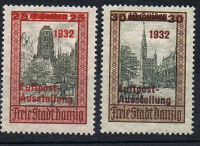 Free city of Danzig 1932