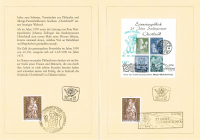 Anniversary of Christkindl post office w/special cancellations